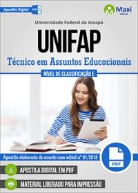 Técnico em Assuntos Educacionais - UNIFAP