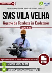Agente de Combate às Endemias - SMS Vila Velha