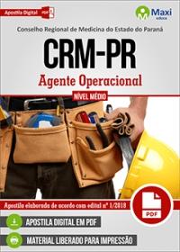 Agente Operacional - CRM-PR