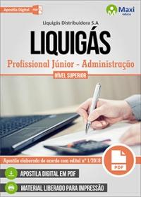 Profissional Júnior - Administração - LIQUIGÁS