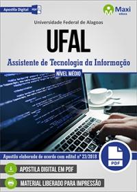 Assistente de Tecnologia da Informação - UFAL