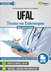 Técnico em Enfermagem - UFAL