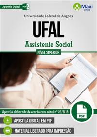 Assistente Social - UFAL