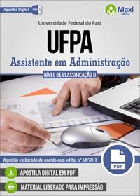 Assistente em Administração - UFPA