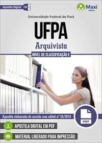 Arquivista - UFPA