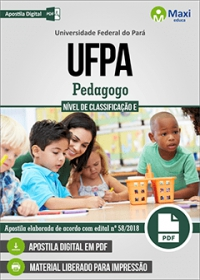 Pedagogo - UFPA