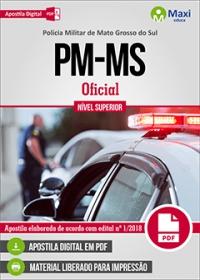 Oficial - Polícia Militar - MS