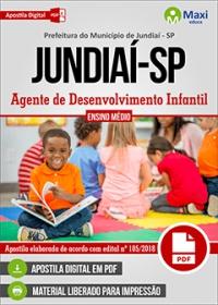 Agente de Desenvolvimento Infantil - Prefeitura de Jundiaí - SP
