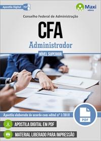 Administrador - CFA