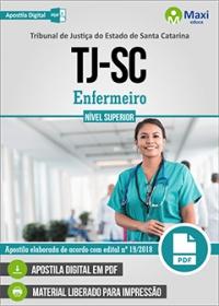 Enfermeiro - Tribunal de Justiça - SC