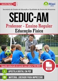 Professor - Educação Física - SEDUC-AM