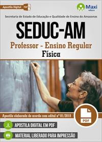 Professor - Física - SEDUC-AM
