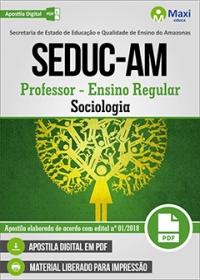 Professor - Sociologia - SEDUC-AM