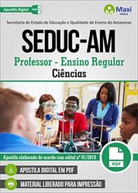 Professor - Ciências - SEDUC-AM