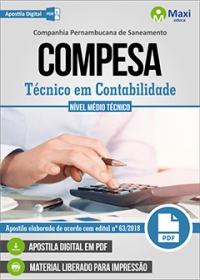 Técnico em Contabilidade - COMPESA