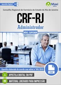 Administrador - CRF-RJ