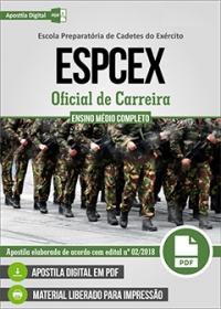 Oficial de Carreira - EsPCEx