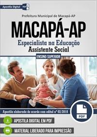 Assistente Social - Prefeitura de Macapá - AP