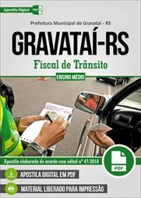 Fiscal de Trânsito - Prefeitura de Gravataí - RS