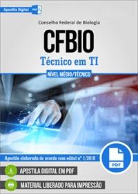 Técnico em TI - CFBio
