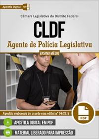 Agente de Polícia Legislativa - CLDF