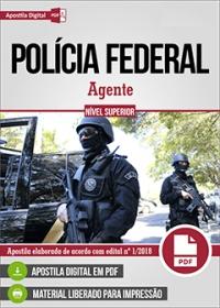 Agente - Polícia Federal
