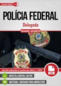 Delegado - Polícia Federal