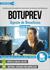 Agente de Benefícios - BOTUPREV