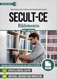 Bibliotecário - SECULT-CE