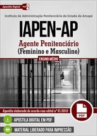 Agente Penitenciário - IAPEN-AP