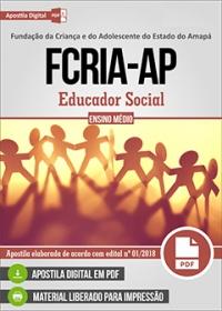 Educador Social - FCRIA-AP