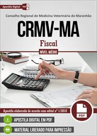 Fiscal - CRMV-MA