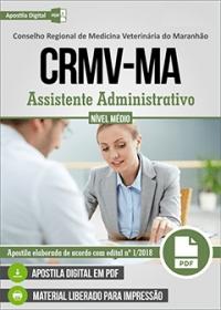 Assistente Administrativo - CRMV-MA
