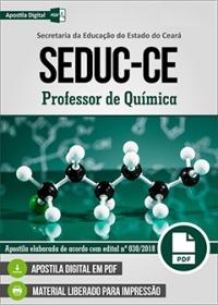 Professor de Química - SEDUC-CE