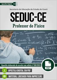 Professor de Física - SEDUC-CE