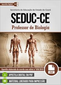 Professor de Biologia - SEDUC-CE