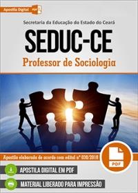 Professor de Sociologia - SEDUC-CE