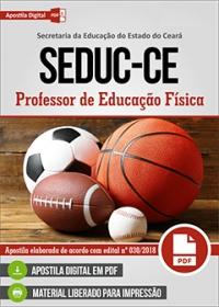 Professor de Educação Física - SEDUC-CE