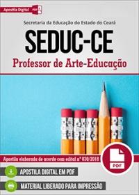 Professor de Arte-Educação - SEDUC-CE