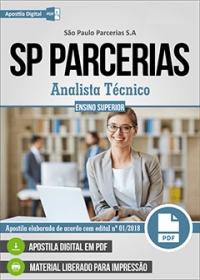 Analista Técnico - São Paulo Parcerias S.A