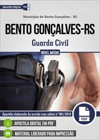 Guarda Civil - Prefeitura de Bento Gonçalves - RS