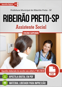 Assistente Social - Prefeitura de Ribeirão Preto - SP