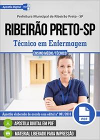 Técnico em Enfermagem - Prefeitura de Ribeirão Preto - SP
