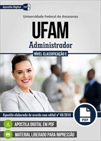 Administrador - UFAM