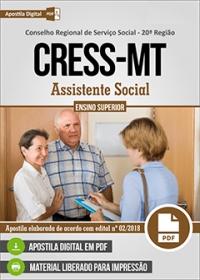 Assistente Social - CRESS-MT