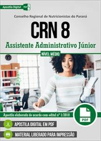 Administrativo Júnior - CRN 8