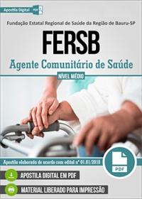 Agente Comunitário de Saúde - FERSB