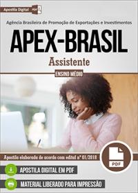 Assistente - APEX-BRASIL