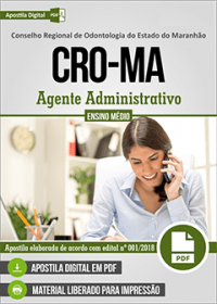 Agente Administrativo - CRO-MA