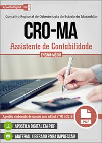 Assistente de Contabilidade - CRO-MA